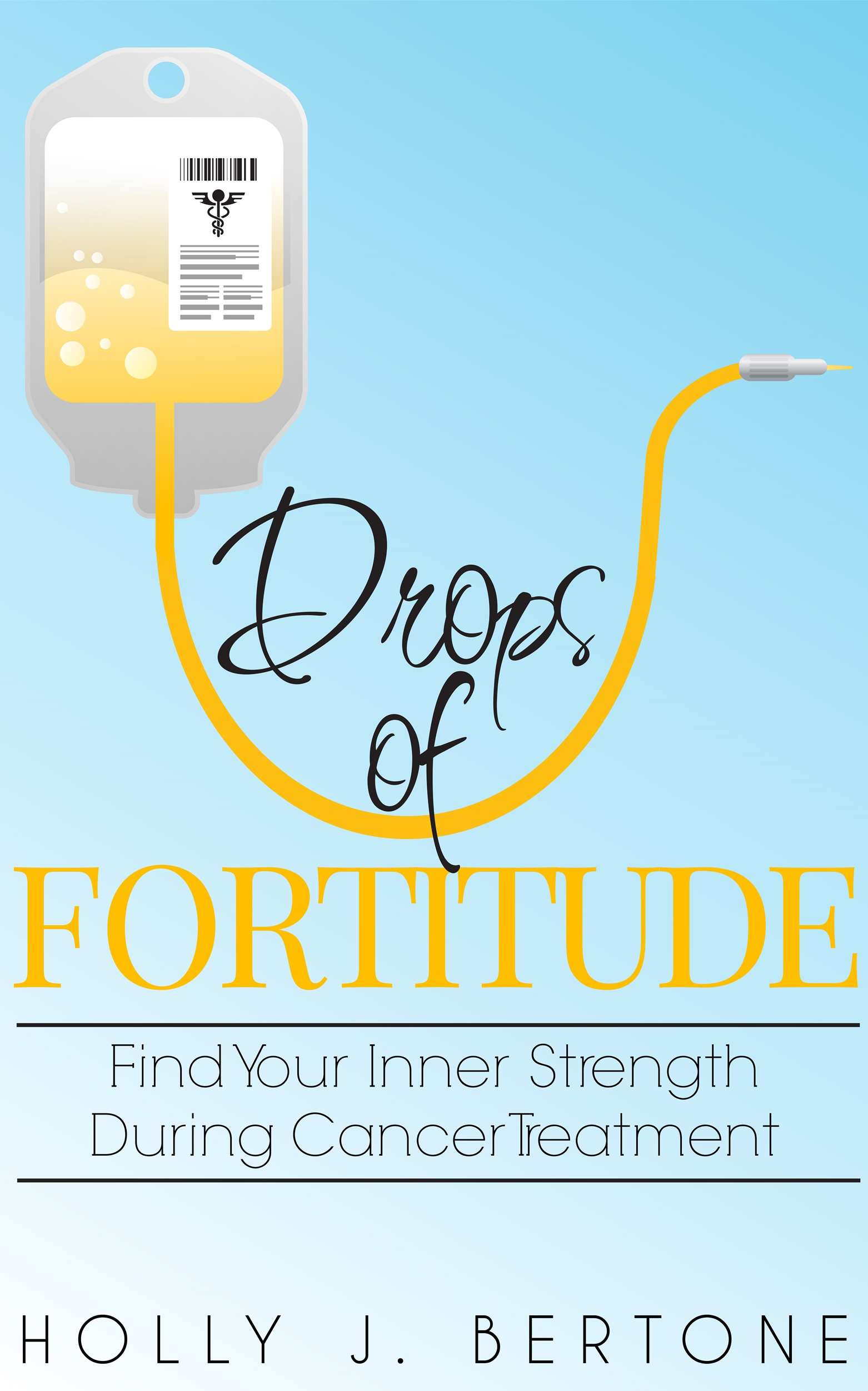 Drops of Fortitude – Find Your Inner Strength During Cancer Treatment