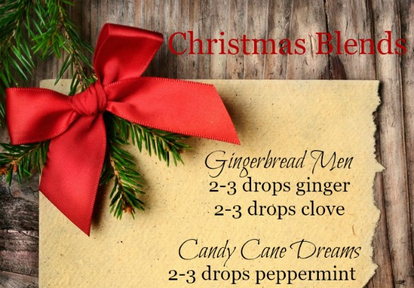 5 Christmas Diffuser Blends to Bring Holiday Cheer - Pink Fortitude, LLC