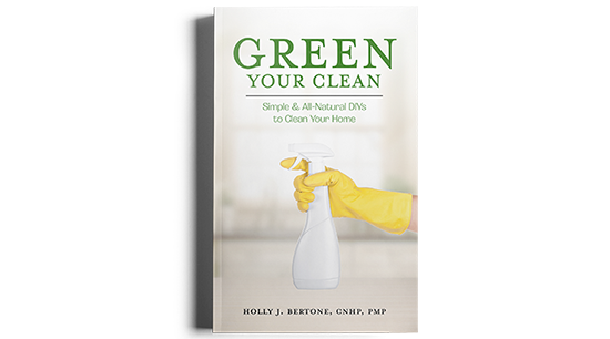 Hey Wellness Warrior!It's time to Green Your Clean!